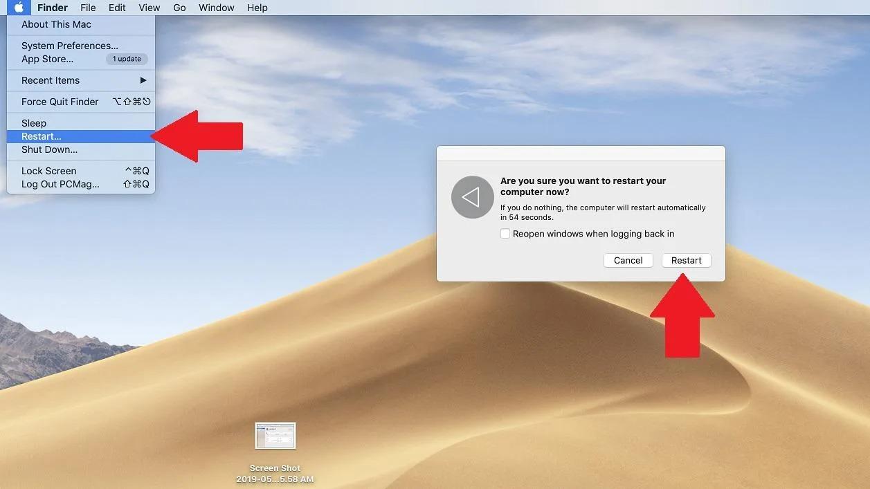 Cách reset macOS đưa máy tính về tình trạng như mới 6