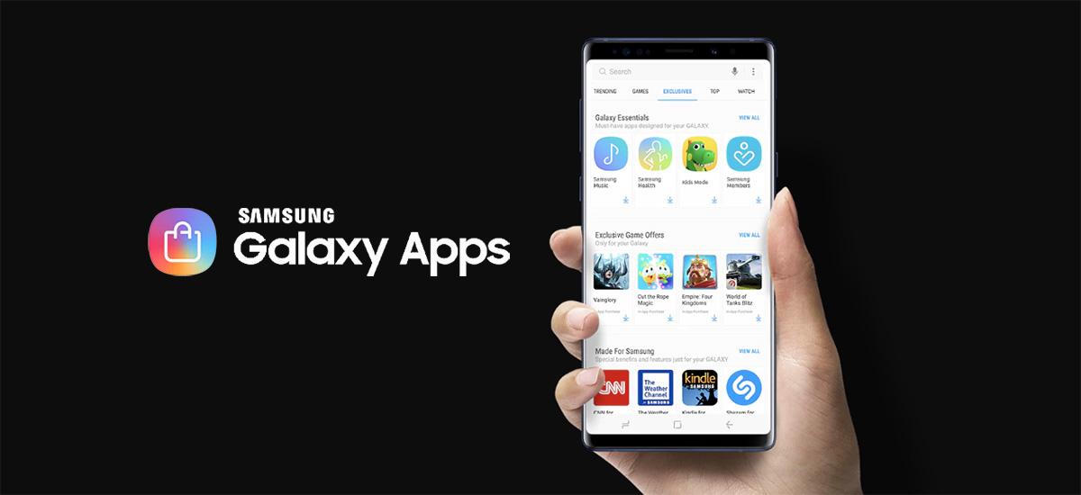 Galaxy Play là gì? So sánh với Google Play thì như thế nào? 3