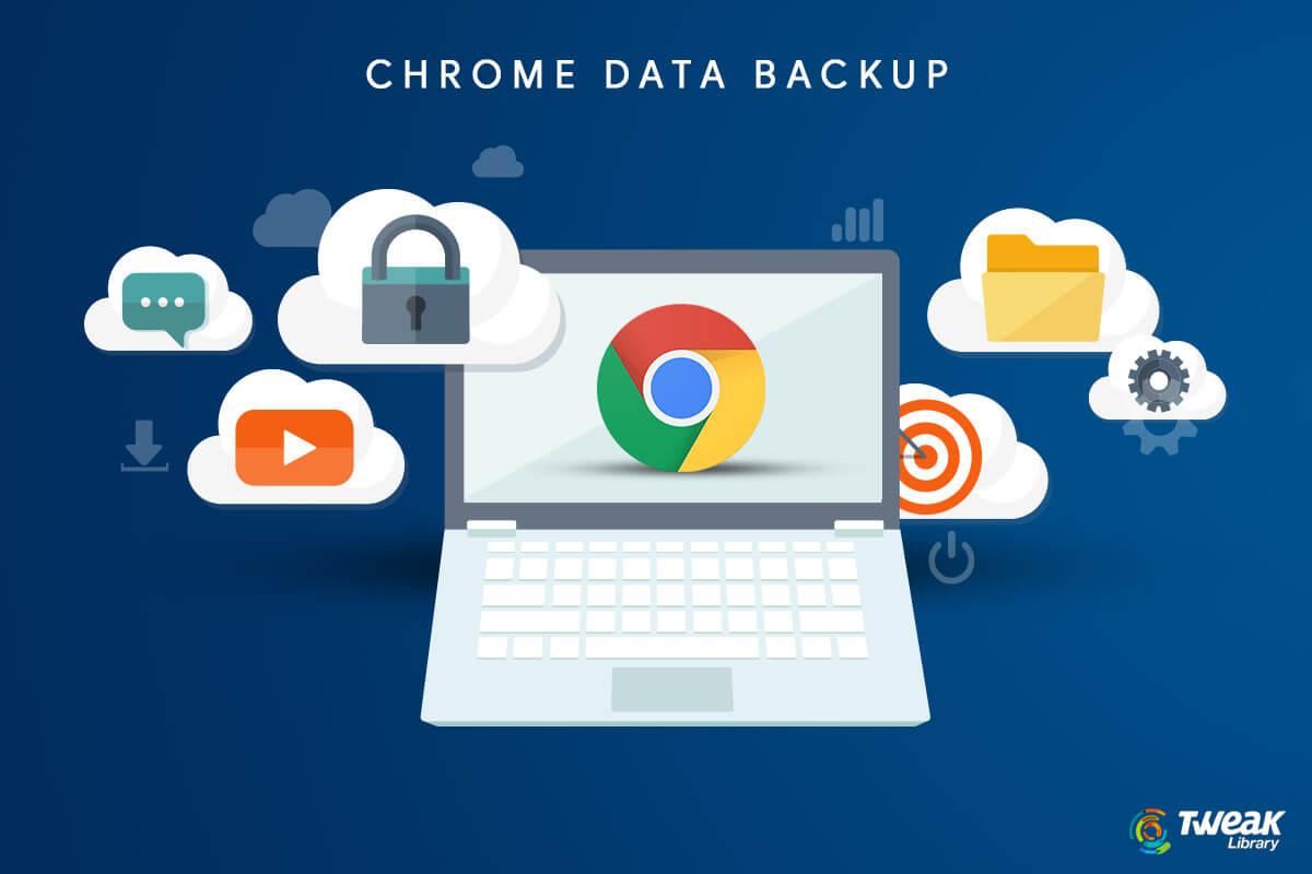 Sao lưu dữ liệu Chrome: đồng bộ hóa dữ liệu của bạn trên tất cả các thiết bị 1