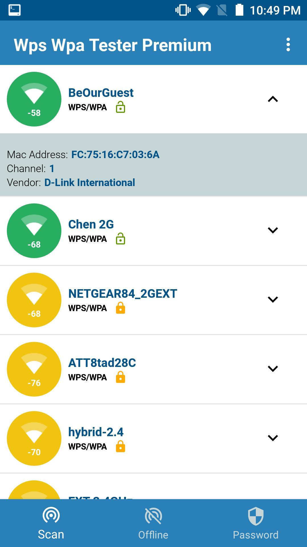 Hướng dẫn xem mật khẩu WiFi trên Android không cần root máy 1
