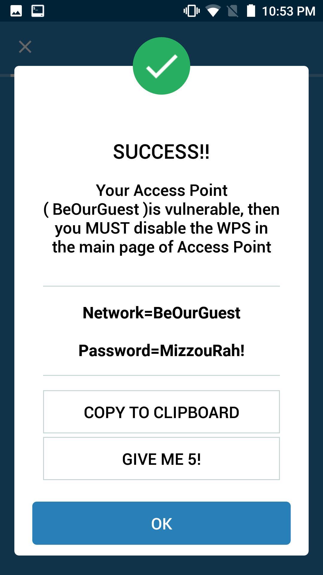 Hướng dẫn xem mật khẩu WiFi trên Android không cần root máy 3