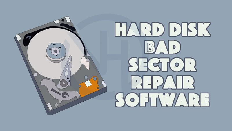 Điểm danh 10 phần mềm hỗ trợ sửa lỗi bad sector ổ cứng không nên bỏ qua 1