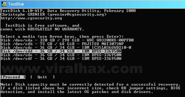 Điểm danh 10 phần mềm hỗ trợ sửa lỗi bad sector ổ cứng không nên bỏ qua 8