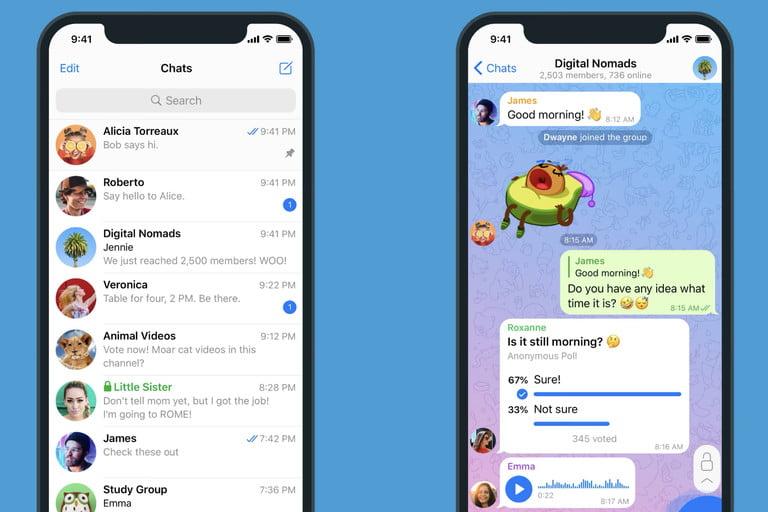 Telegram là gì? Tại sao người ta không dùng Messenger hay Zalo mà lại dùng Telegram 10