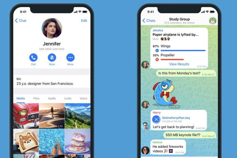 Telegram là gì? Tại sao người ta không dùng Messenger hay Zalo mà lại dùng Telegram 4