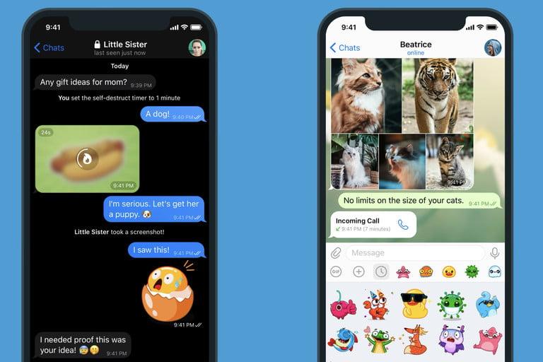 Telegram là gì? Tại sao người ta không dùng Messenger hay Zalo mà lại dùng Telegram 6
