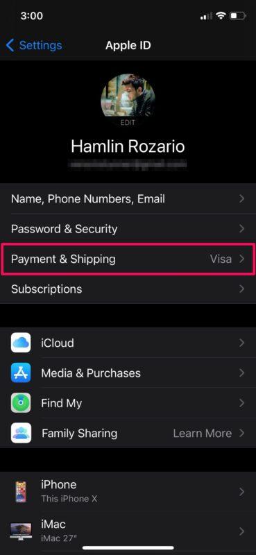 Hướng dẫn chi tiết cách thêm phương thức thanh toán App Store 9