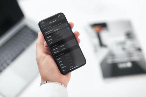 Hướng dẫn chi tiết cách thêm phương thức thanh toán App Store 6