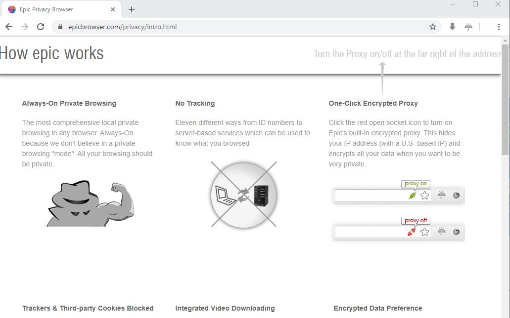 Tổng hợp 5 trình duyệt có sẵn VPN được nhiều người tin dùng