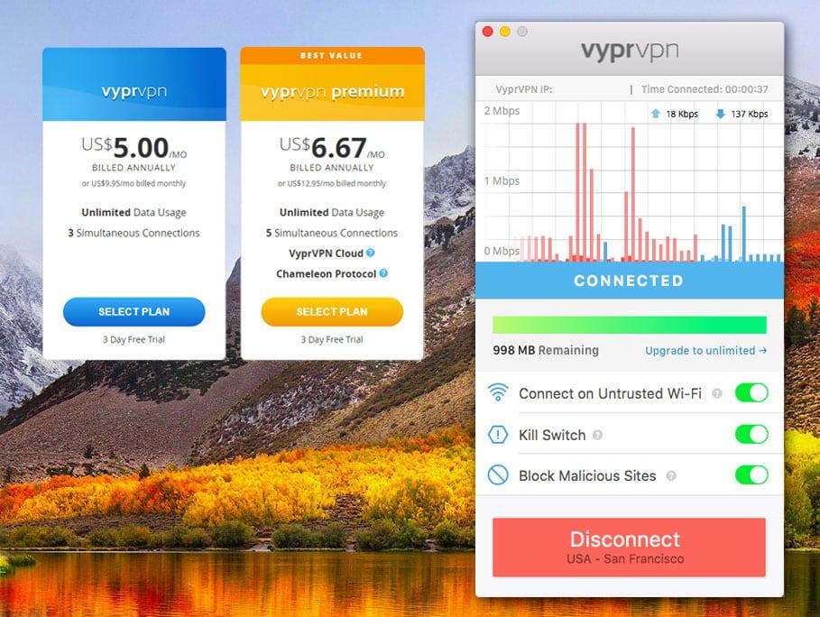 12 phần mềm VPN miễn phí cho Mac bảo đảm riêng tư cho bạn 7