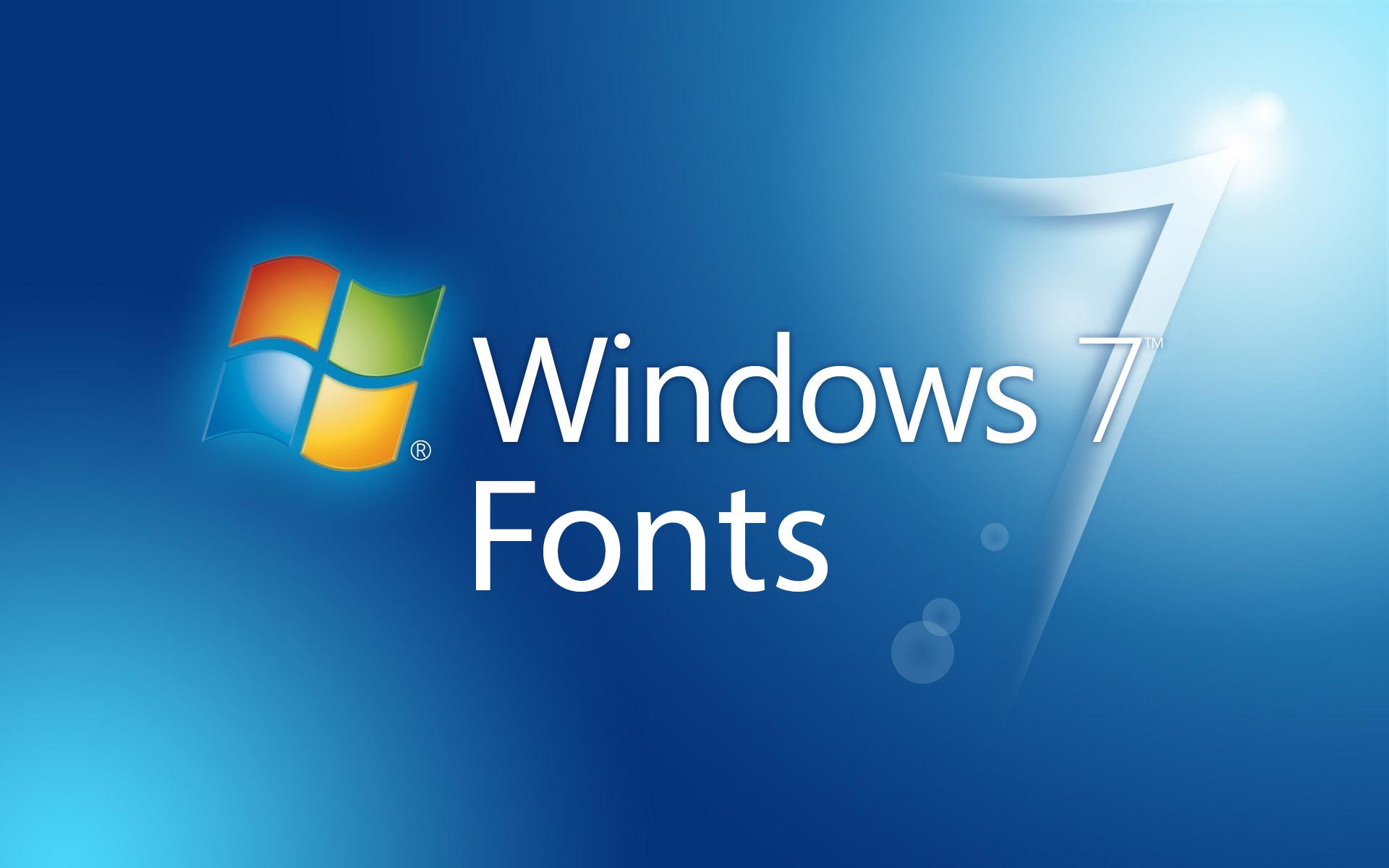 2 bước cài Font cho Win 7 siêu dễ ai cũng làm được
