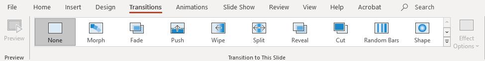 Cách tạo hiệu ứng trong PowerPoint dễ không tưởng