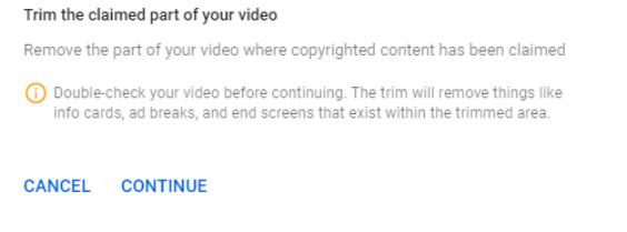 Cách gỡ bản quyền YouTube cho những ai đang hoang mang vì bị dính gậy bản quyền 9