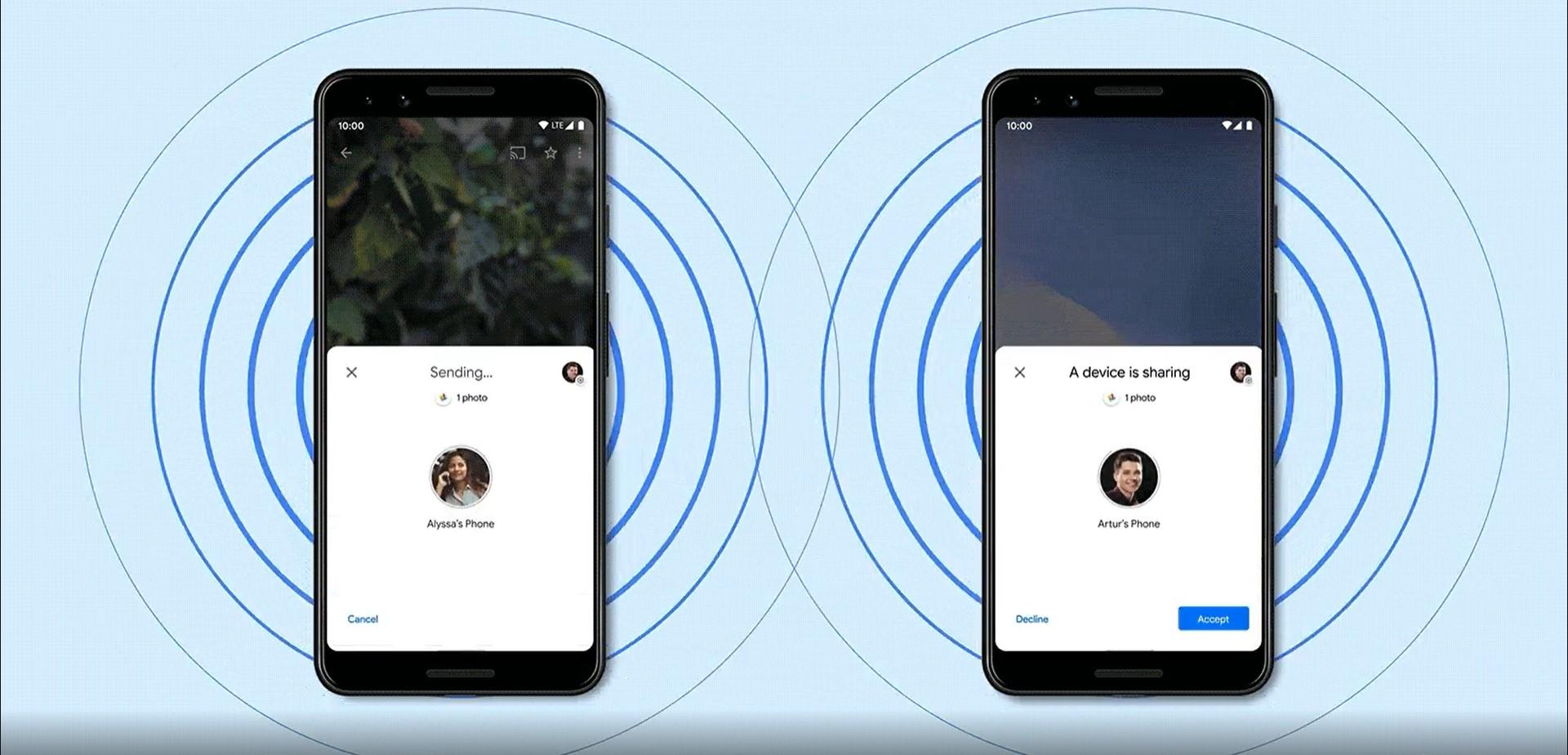 Nearby Share là gì mà được gọi là AirDrop của Android 1