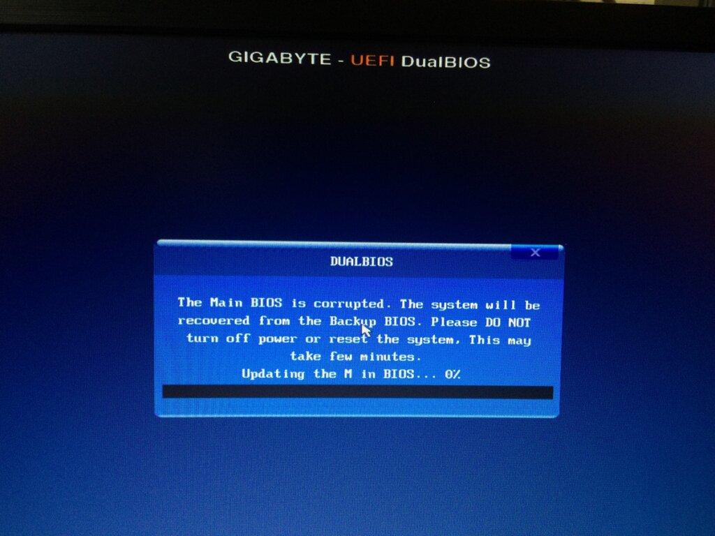 Hướng dẫn update BIOS dễ dàng cho các dòng máy tính hiện nay 2