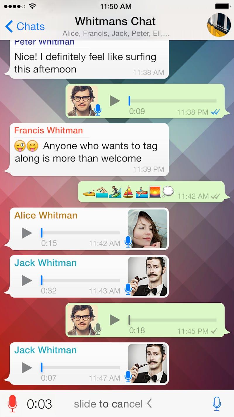 WhatsApp là gì mà lại có nhiều người dùng đến thế? 6