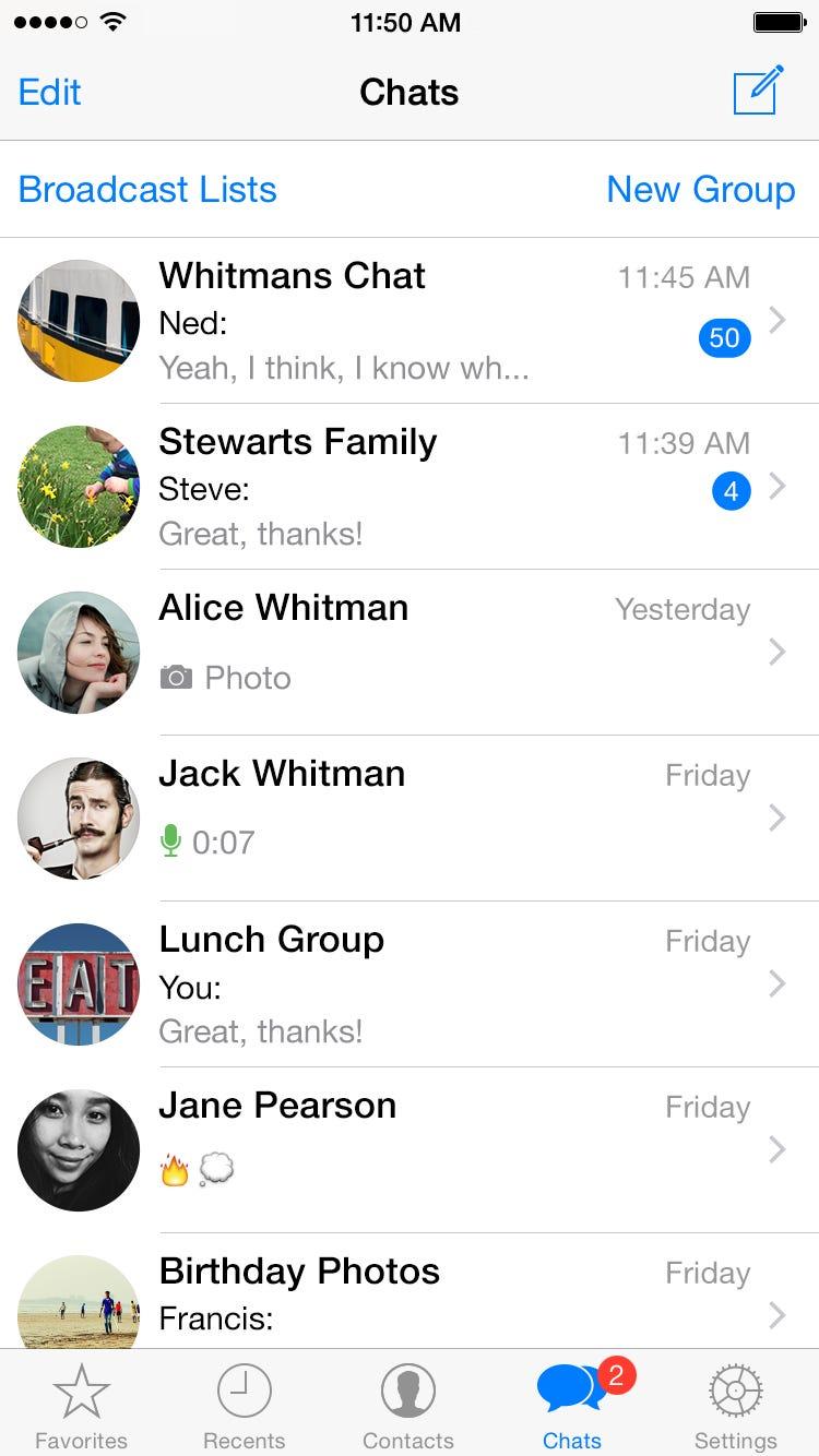 WhatsApp là gì mà lại có nhiều người dùng đến thế? 11