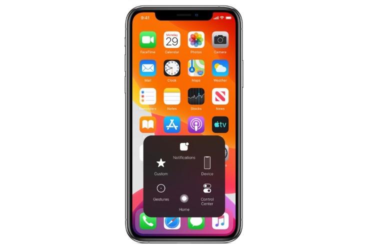 Cách xóa nút home ảo trên iPhone chỉ 30s là xong