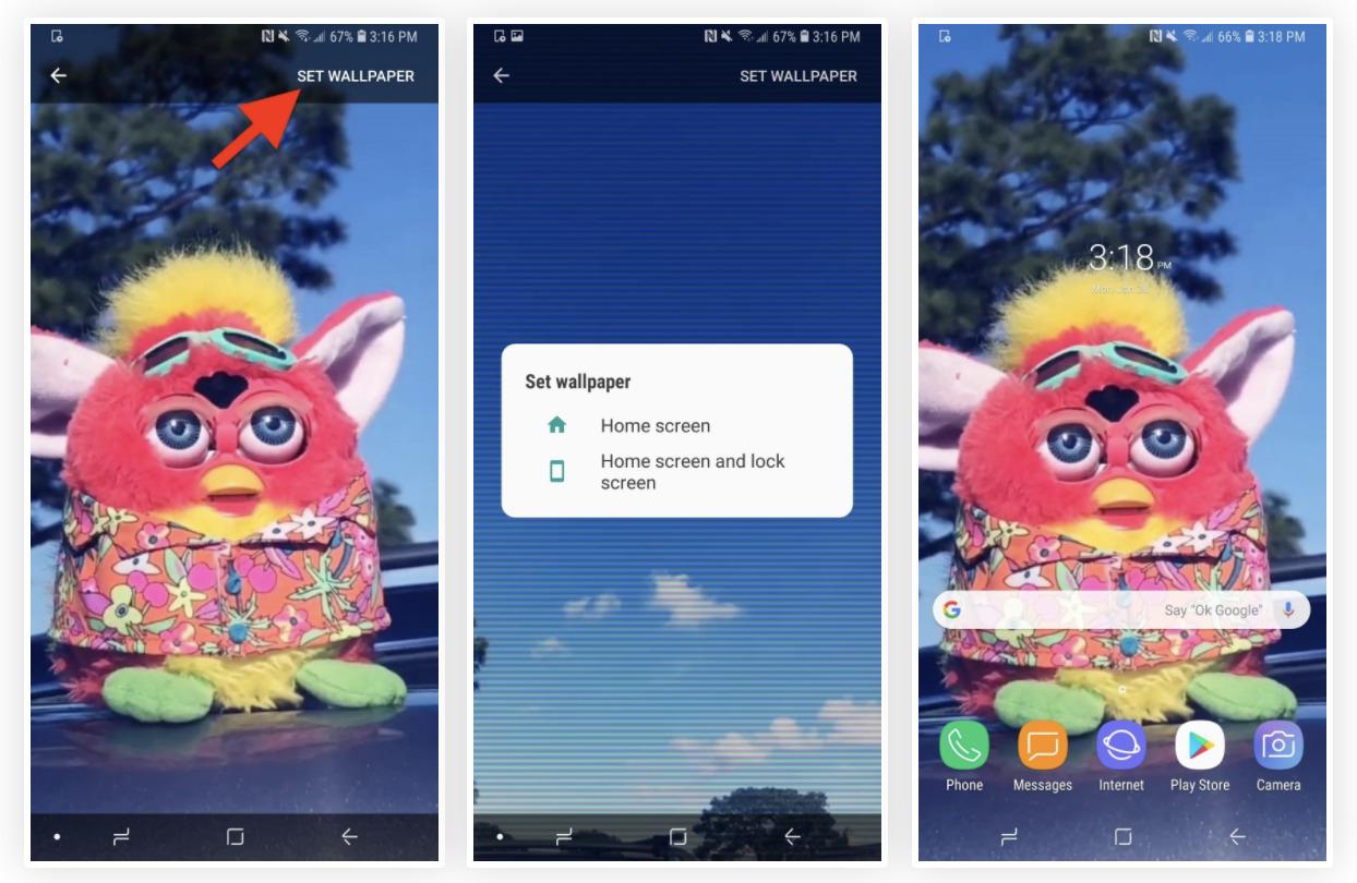 Cách lấy video Tik Tok làm hình nền điện thoại thêm phần sinh động 5