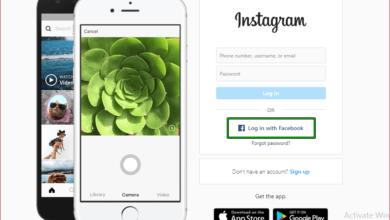 Đăng ký Instagram bằng Facebook vừa nhanh vừa tiện 42