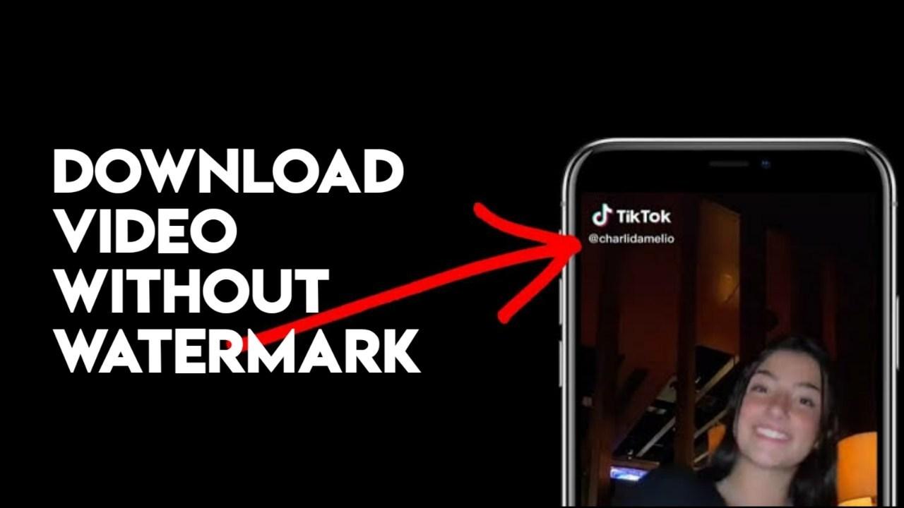 Cách tải video TikTok không có logo iOS nhanh chóng