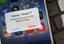 Cách xóa tài khoản Tinder nhanh còn hơn người yêu cũ lật mặt 13