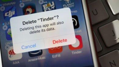 Cách xóa tài khoản Tinder nhanh hơn cả người yêu cũ lật mặt 81