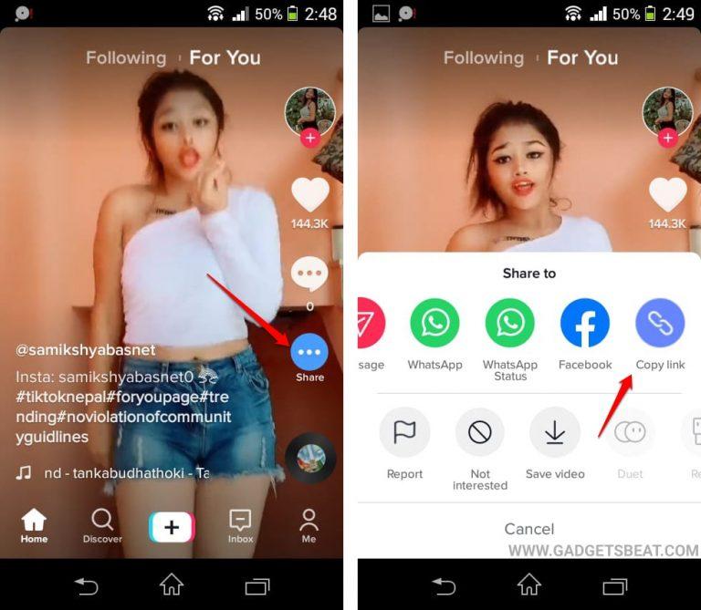 Cách tải video TikTok không có logo iOS nhanh chóng 6