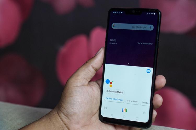 Hướng dẫn tìm kiếm bằng giọng nói trên Android 9