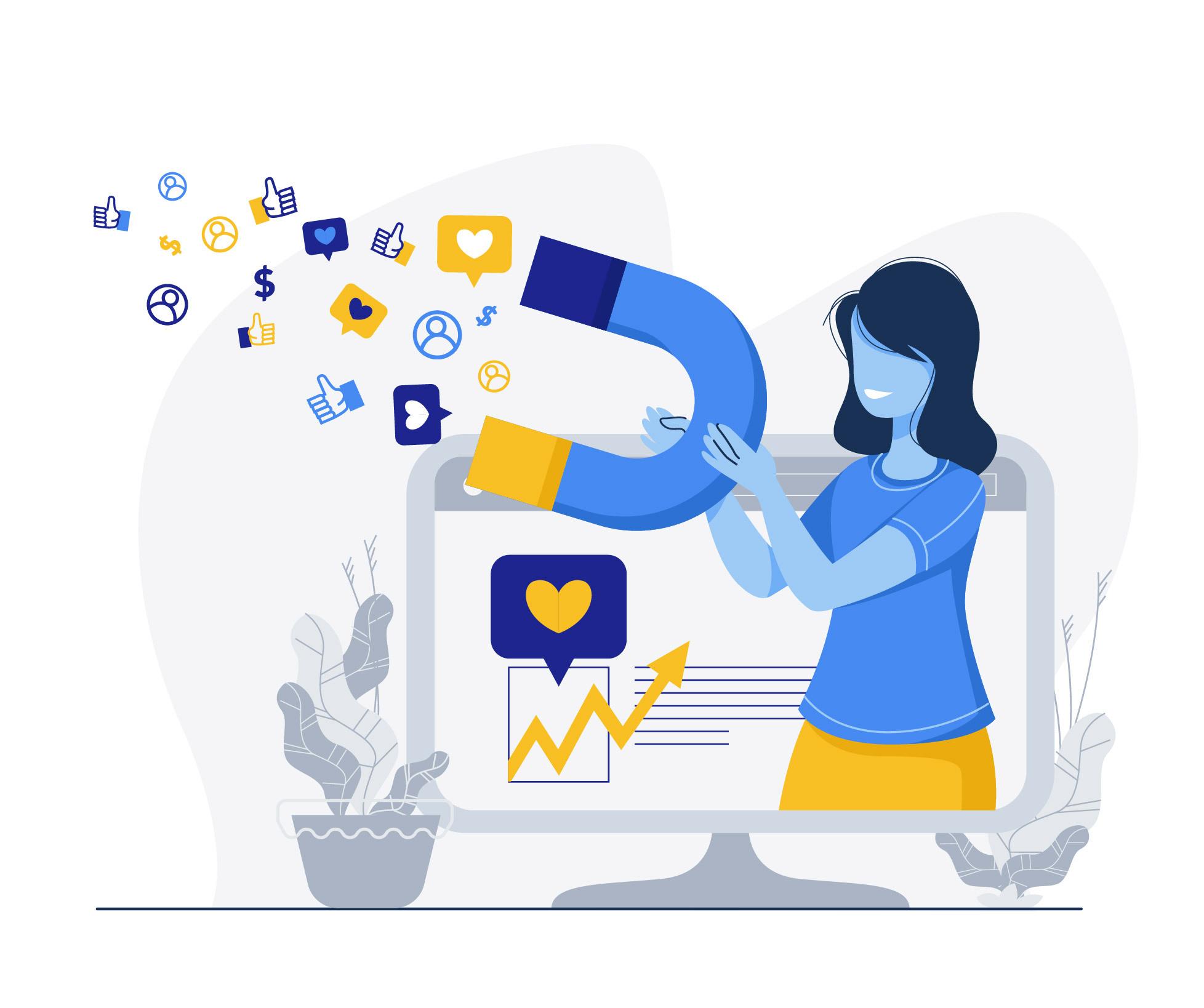 Mảnh đất vàng để quảng bá thương hiệu: influencer marketing là gì?