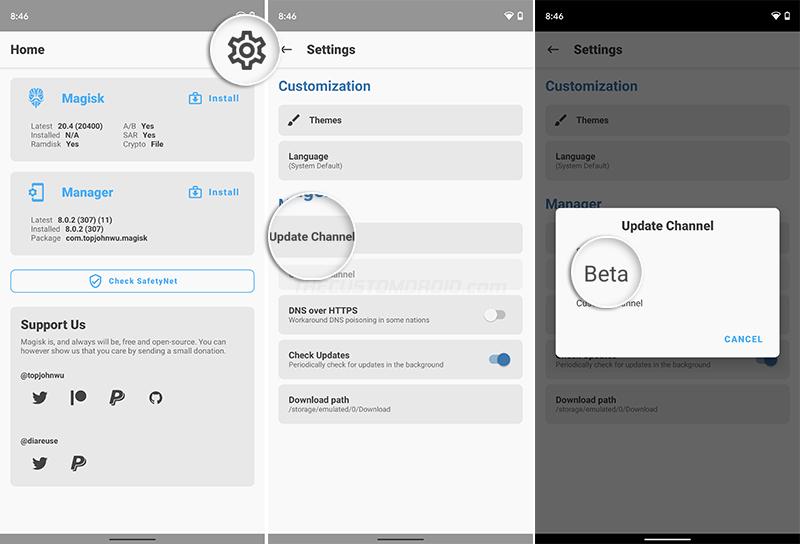 Bỏ túi cách root Android 11 bằng Magisk cực hay để thực sự làm chủ smartphone của bạn 18