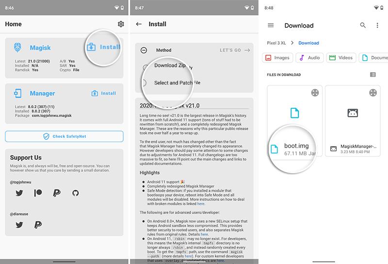 Bỏ túi cách root Android 11 bằng Magisk cực hay để thực sự làm chủ smartphone của bạn 19