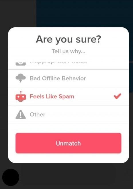 Tài khoản Tinder bị cấm: một nửa hồn bạn mất mà lỗi là do đâu?