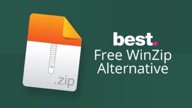Top những phần mềm giải nén miễn phí thay thế WinZip tốt nhất hiện nay 11