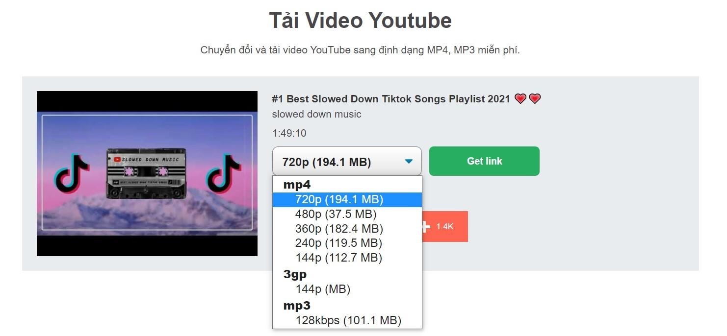 Không cần phải tải phần mềm phức tạp, đã có cách lưu video trên YouTube đơn giản đây rồi 2
