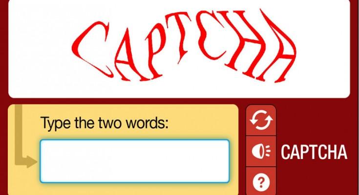 Captcha là gì mà sao ai cũng phải nhập?
