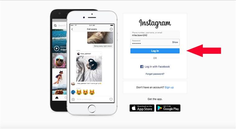 Tìm đâu cho xa, cách khóa Instagram tạm thời đây rồi 2