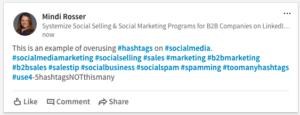 Hashtag là gì? Cách dùng hashtag như một netizen xịn sò trên mạng xã hội 6