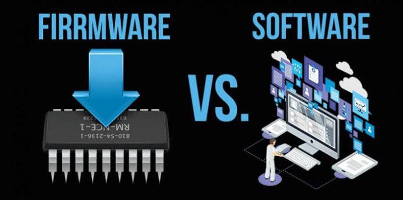 Firmware là gì? Điểm khác biệt giữa Firmware và Software bạn nên biết 4