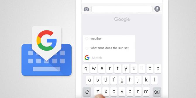 Hướng dẫn cách sử dụng Gboard trên iPhone mới nhất 8