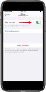 Cách khoá ứng dụng bằng vân tay iOS trong 1 nốt nhạc 31