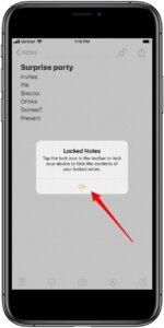 Cách khoá ứng dụng bằng vân tay iOS trong 1 nốt nhạc 35