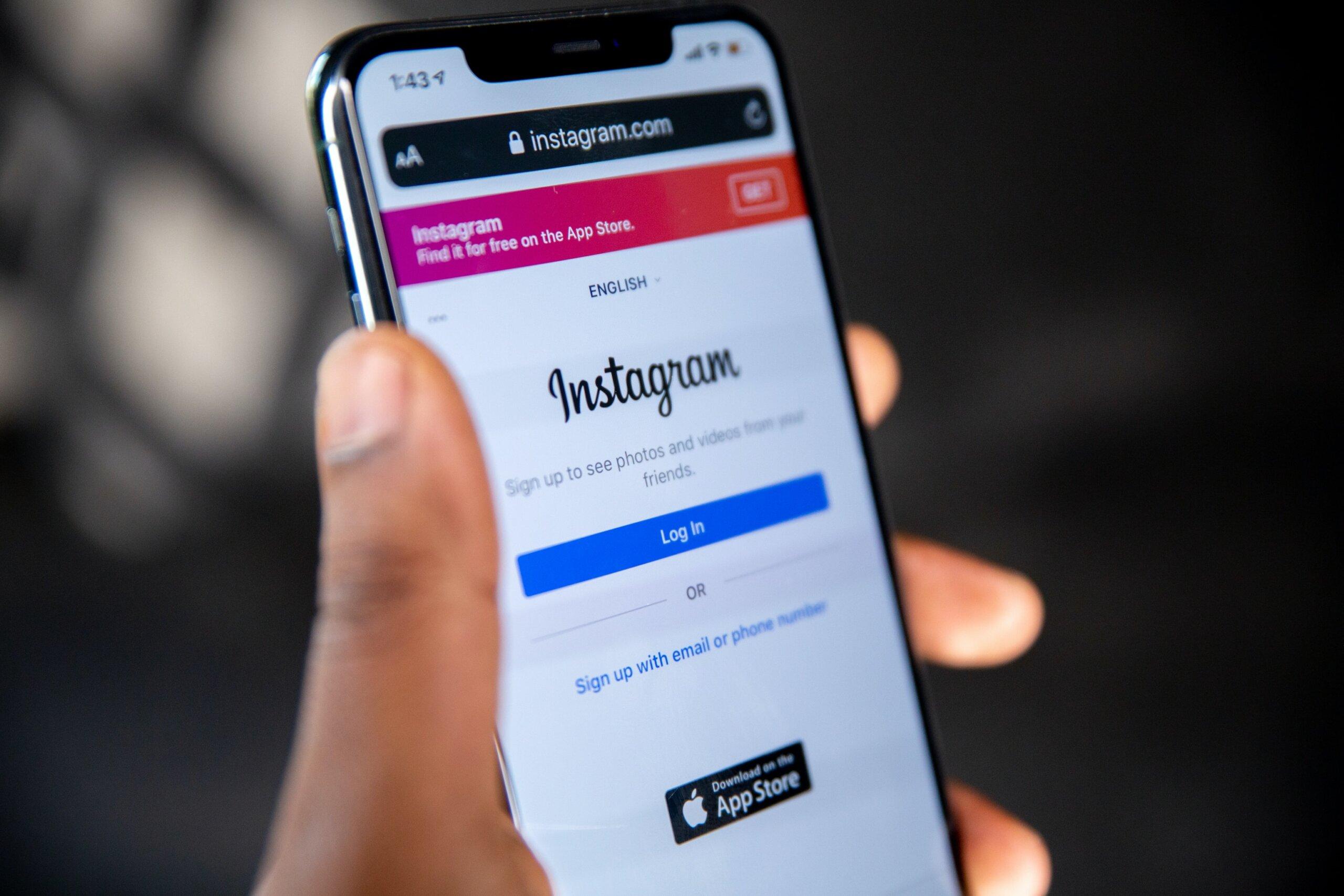 Bạn đã biết cách đăng ký Instagram bằng số điện thoại chưa? 4