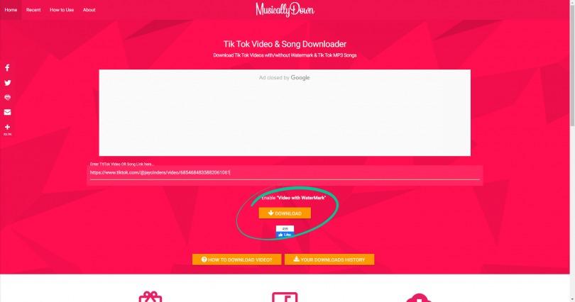 Chia sẻ 5 cách xóa logo, watermark, ID TikTok rất đơn giản 35