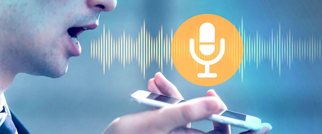 Top 10 phần mềm chuyển giọng nói thành văn bản trên iPhone