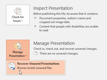 Hướng dẫn đầy đủ cách lưu PowerPoint với nhiều định dạng