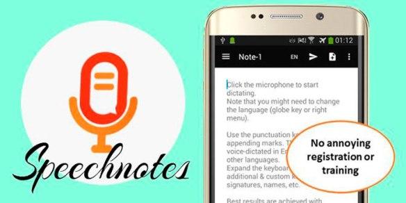 Điểm danh 9 phần mềm chuyển giọng nói thành văn bản trên Android cực hữu ích 14