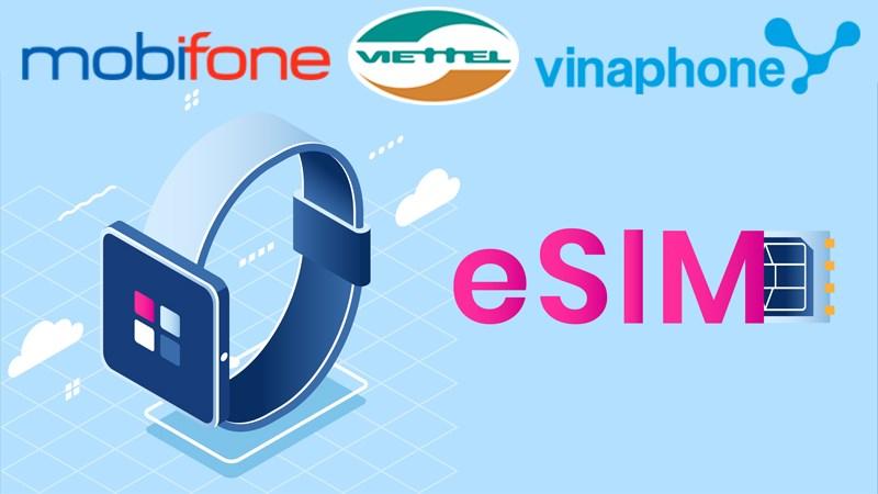 ESIM là gì? Ở Việt Nam dùng được chưa và những thiết bị nào hỗ trợ? 4