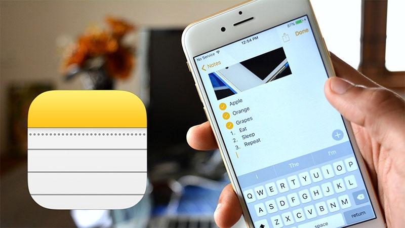 Cách chuyển Ghi chú từ iPhone sang iPhone đúng chuẩn Trà Xanh
