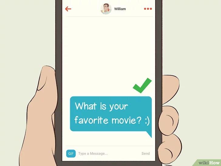 Làm sao để nhắn tin trên Tinder mà chân ái không lặng lẽ unmatch 5